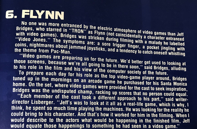 Art of Tron Flynn