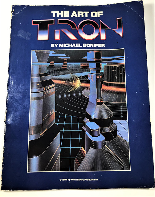 Art of Tron cover