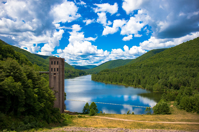 George B Stevenson Dam