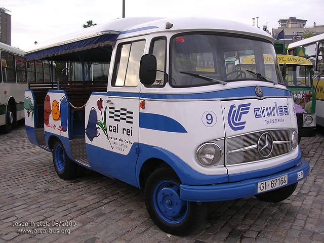 Mercedes Benz O319 (1967)