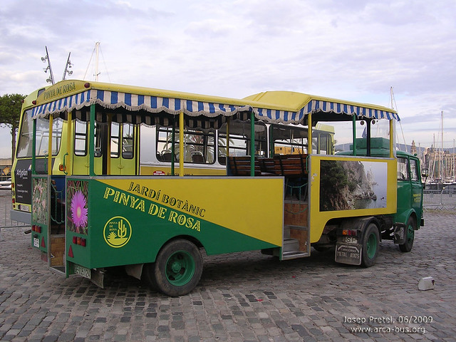 Ebro D350 Tractobus (1971)