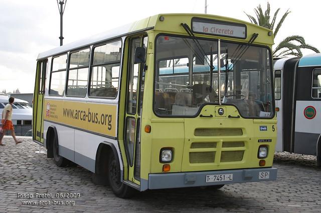 Pegaso 5081/1 Unicar U-75 (1982)