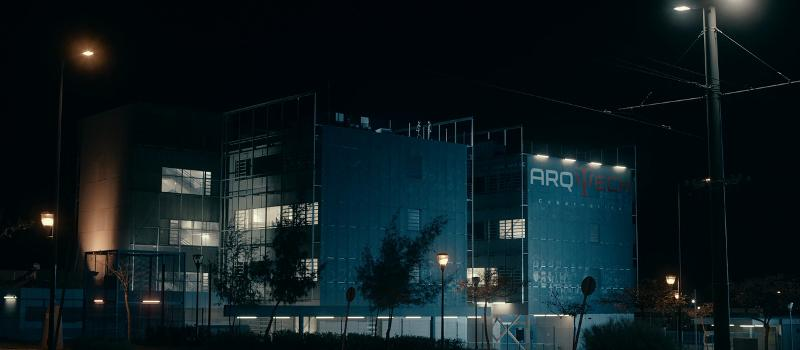 Arqtech company building