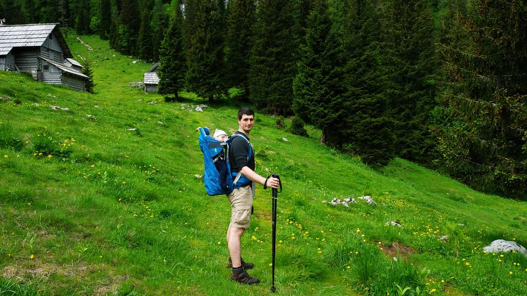 Koča na Planini pri Jezeru, Triglav National Park, Slovenia