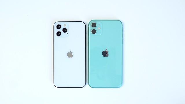 Perbandingan Saiz iPhone 12 dengan Model iPhone Sebelum Ini