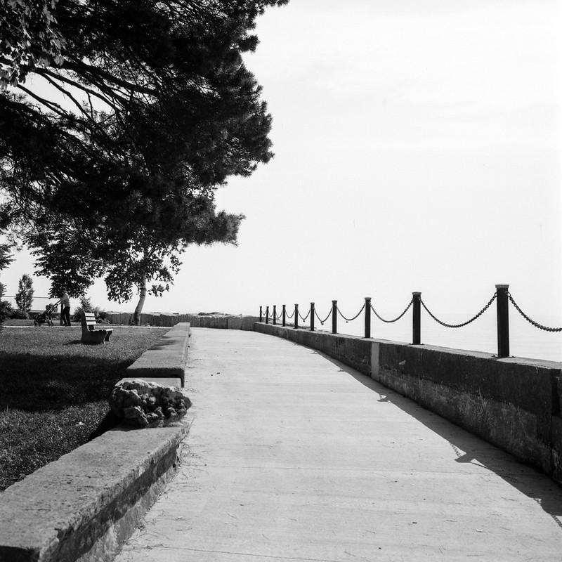 Empty Gairloch Path
