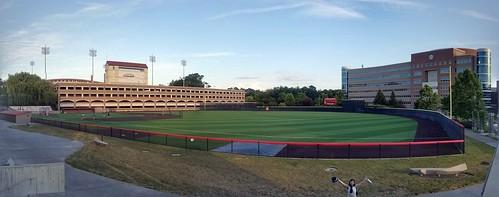 Hoy Field Panorama