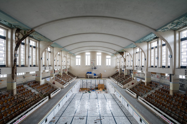 Abandoned Baths