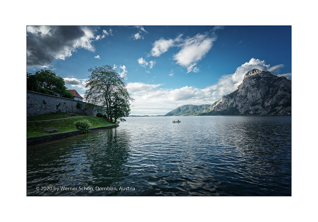At the Lakes of Salzkammergut