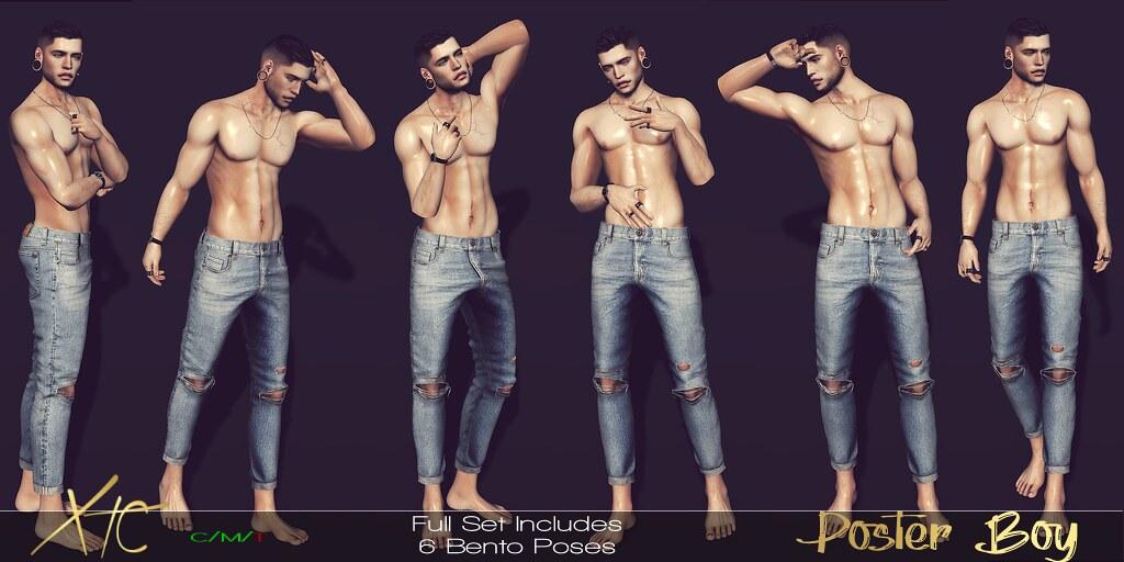 .Poster Boy. @La vie en Pose