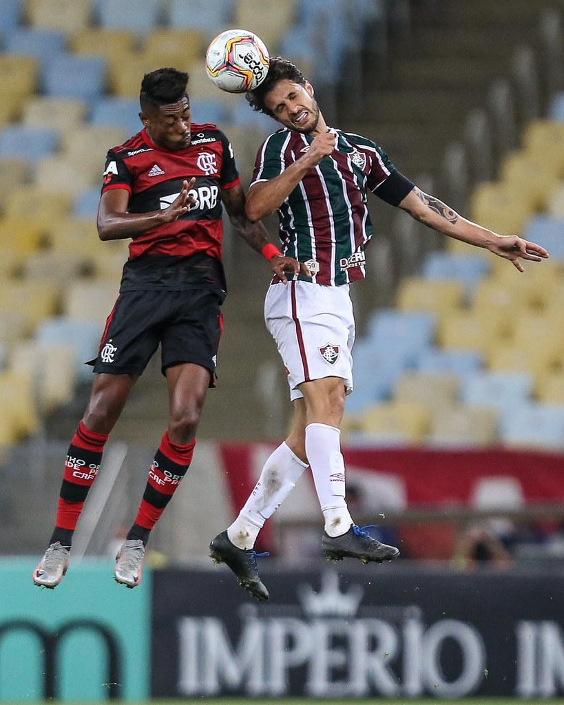 Fluminense x Flamengo - 08/07/2020