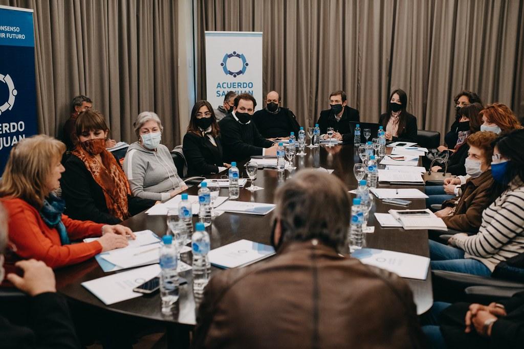 2020-07-08 PRENSA Acuerdo San Juan ONG y Derechos Humanos se sumaron al aporte colectivo (5)