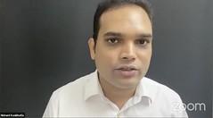 Nishant Kasibhatla Virtual Presentation
