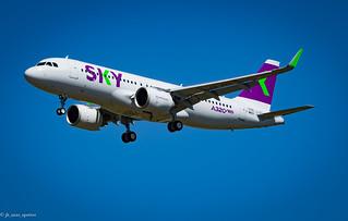 A320 néo Sky Airline