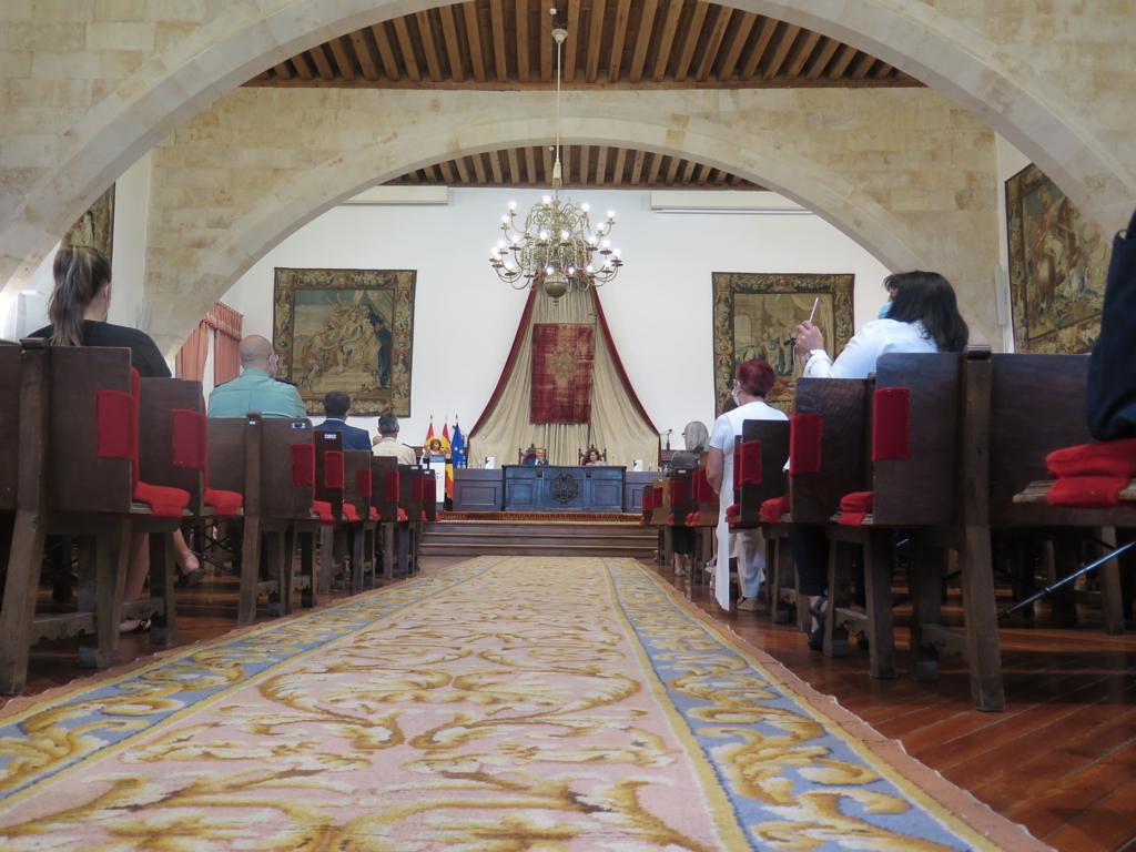 Carmen Calvo, en la Universidad de Salamanca.  (24)_1024x768