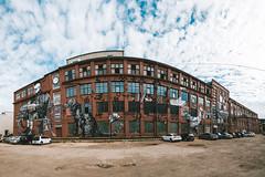 Street art | Šančiai, Kaunas