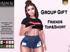 HYPNOSE - GROUP GIFT FRIENDS