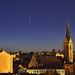 Comet Neowise over Zagreb, Croatia