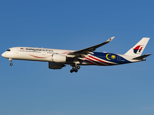 Malaysia Airlines | Airbus A350-941 | 9M-MAC