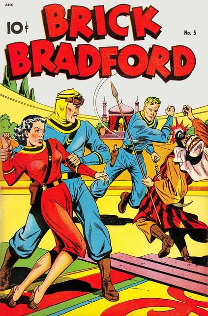 Brick Bradford #5
