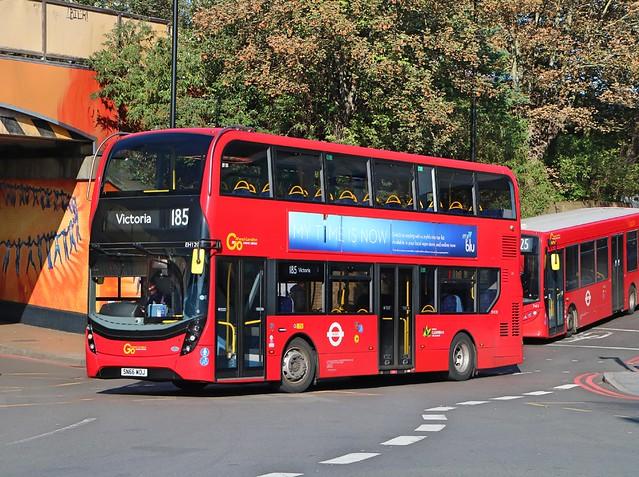 Go Ahead London Central - EH120 - SN66WOJ