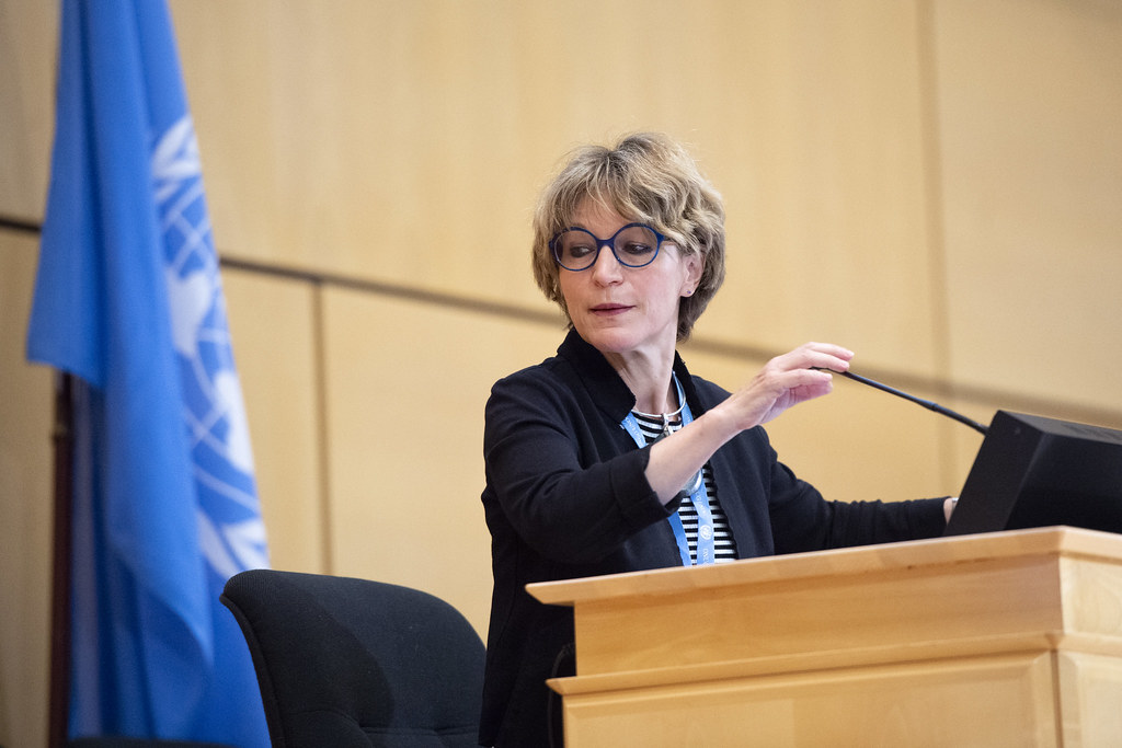 44th session of the Human Rights Council | Agnes Callamard, … | Flickr