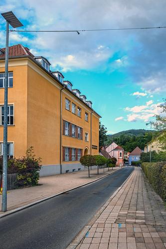 trofaiach styria austria osterreich street architecture