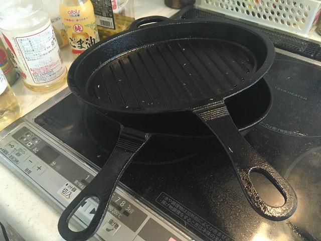 スキレットオーブン