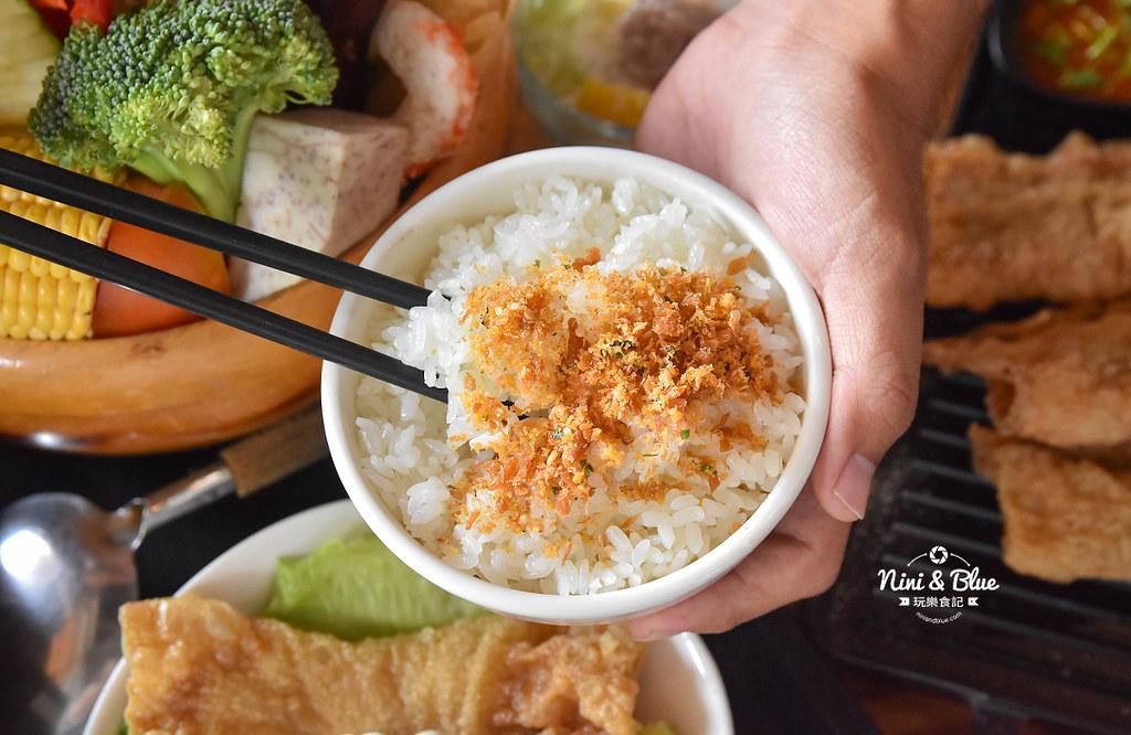 熱浪島 台中素食蔬食 南洋 叻沙麵 沙坑24