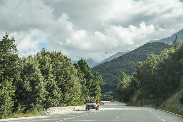Route Du Mezzavia T-20