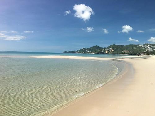 koh samui chaweng beach コサムイ チャウエンビーチ 6th July 2020