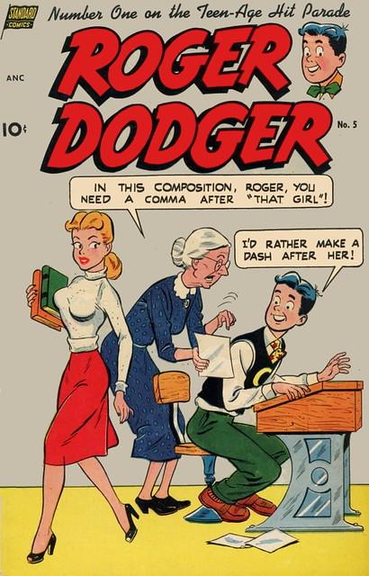 Roger Dodger #5