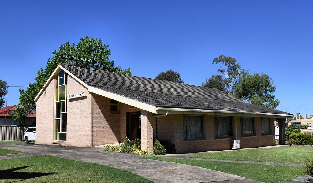 Church of Christ, Austral, Sydney, NSW.