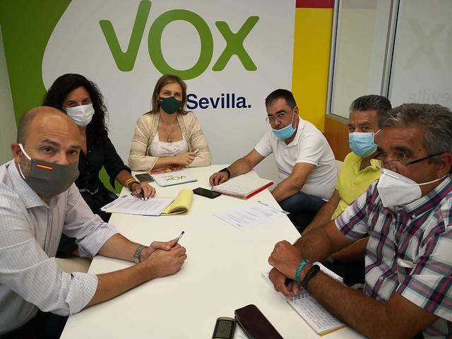 VOX - Reunión comité de empresa Lipasam