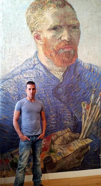 assaf henigsberg אסף הניגסברג טיול לאמסטרדם מוזיאונים  אמנות גלריות באמסטרדם מוזיאון אמסטרדם אירופה  גלריה תערוכה תערוכות ציורים אמנים מפורסמים ציירים