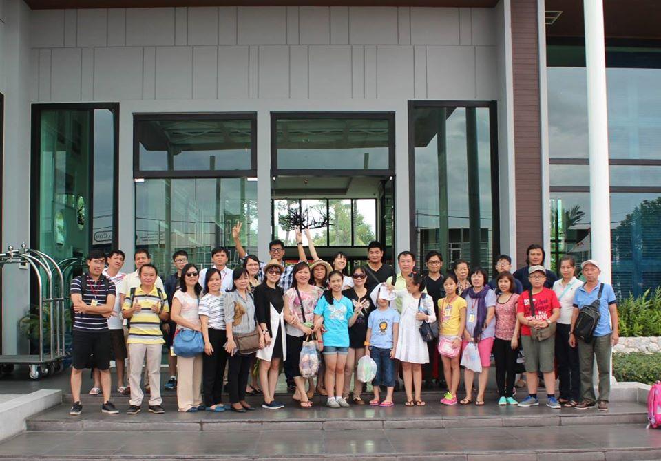 du lịch Thái Lan cùng SMI