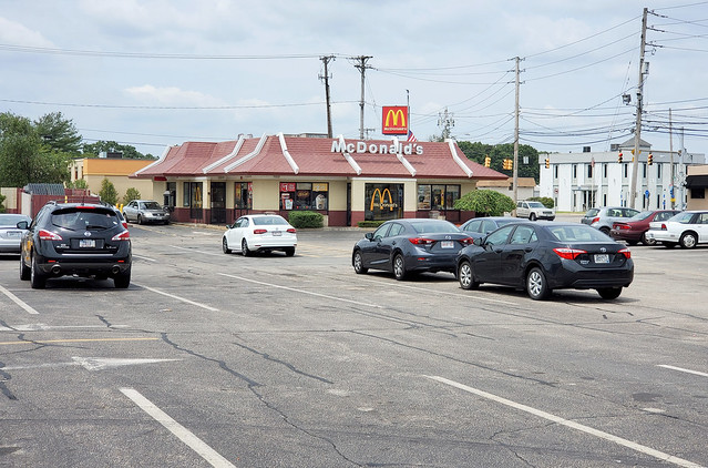 McDonald's at 285 Armistice Blvd | Pawtucket, RI