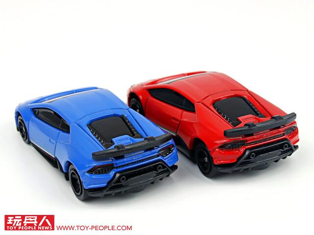 TAKARA TOMY 具備聲光效果的合金小汽車「TOMICA 4D(トミカ4D)」開箱報告! 掌中尺寸的小車也能帶來有如實車的臨場感
