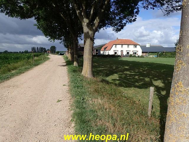 2020-07-06 Millingen a d Rijn     naar  Milsbeek     34 km   (8)
