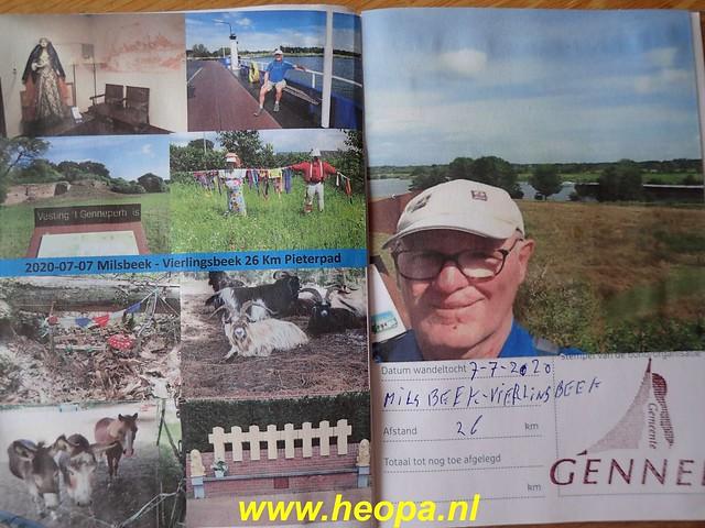 2020-07-07 Milsbeek naar     Vierlingsbeek      26 Km  (109)