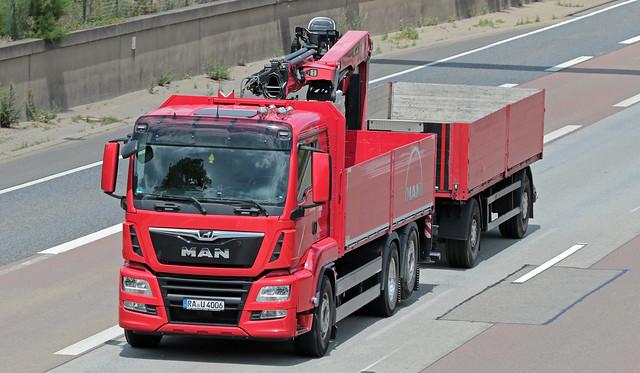RA U 4006 MAN 02-07-2020 (Germany)