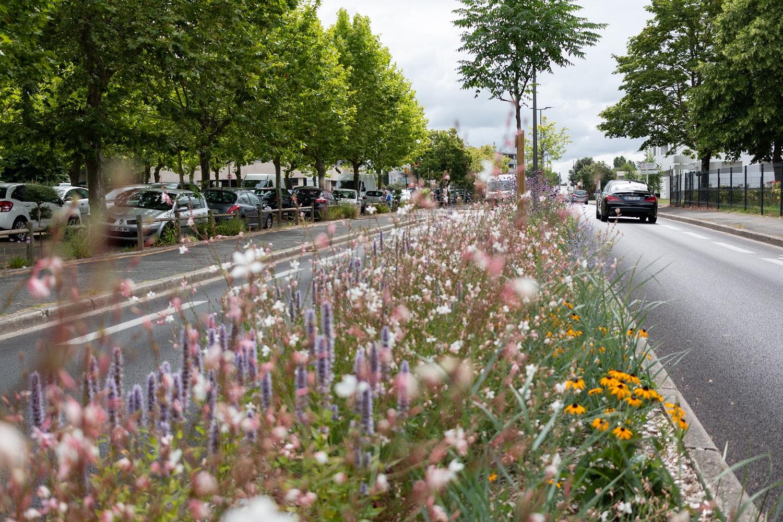 Avenue Vincent Auriol et place Marcel Sembat