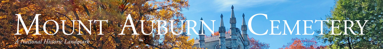 Mount Auburn Cemetery logo