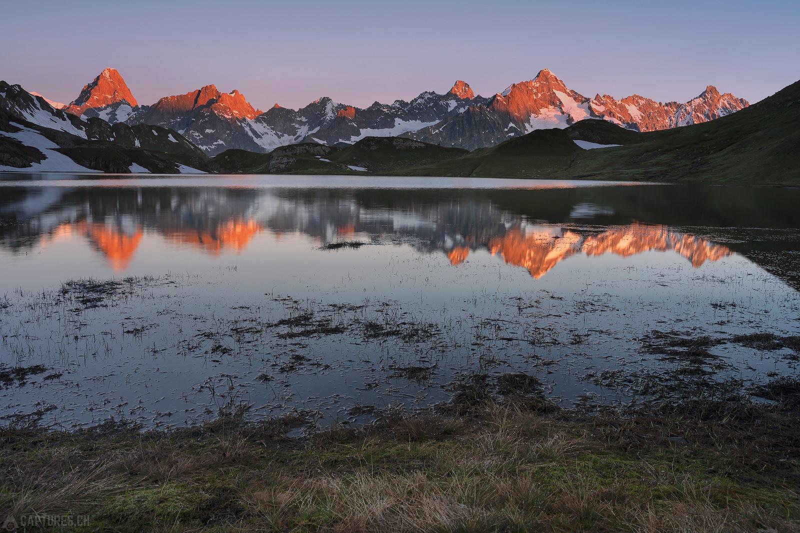 Sunrise - Lacs de Fenetre