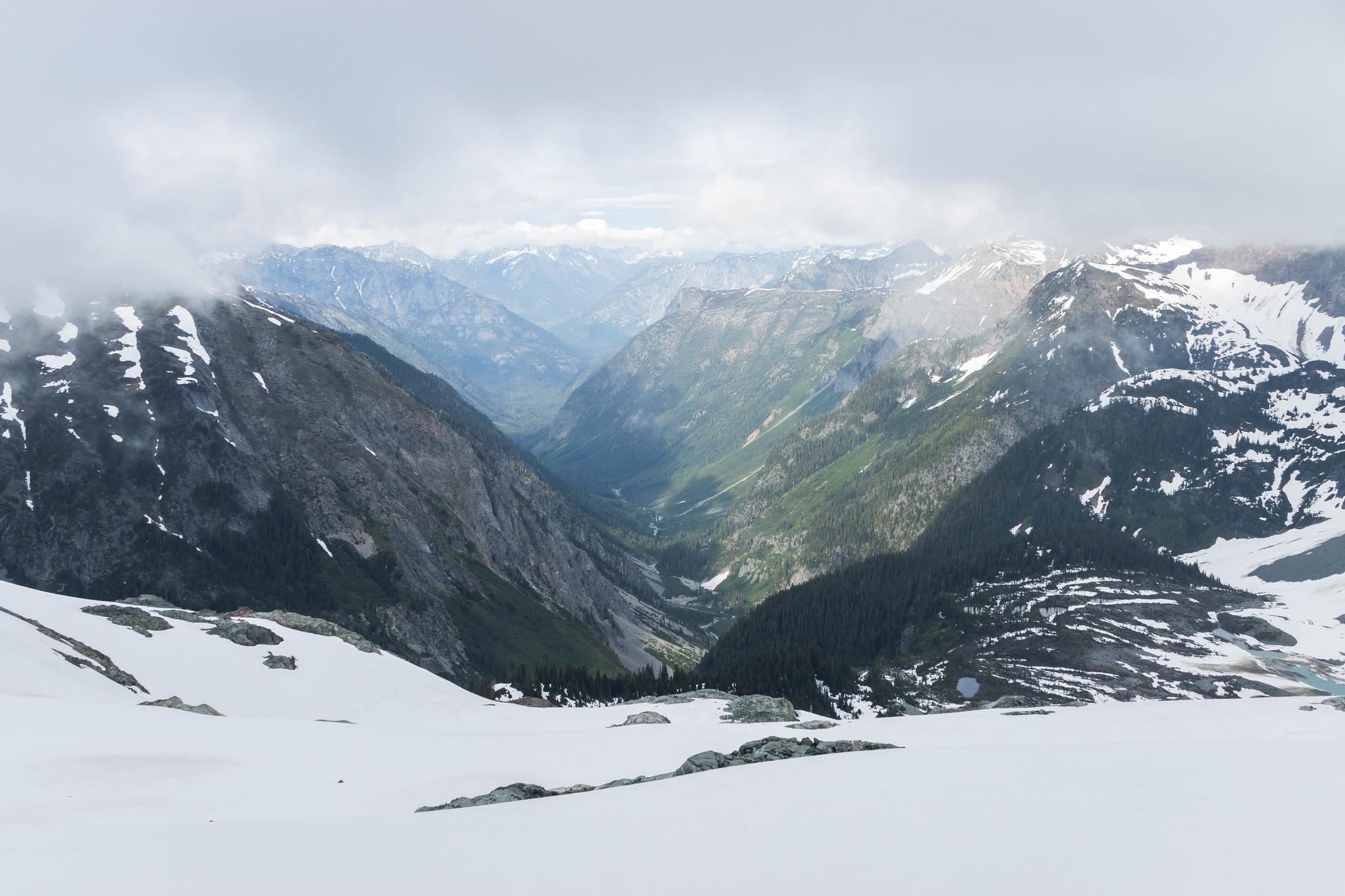 Flat Creek Valley