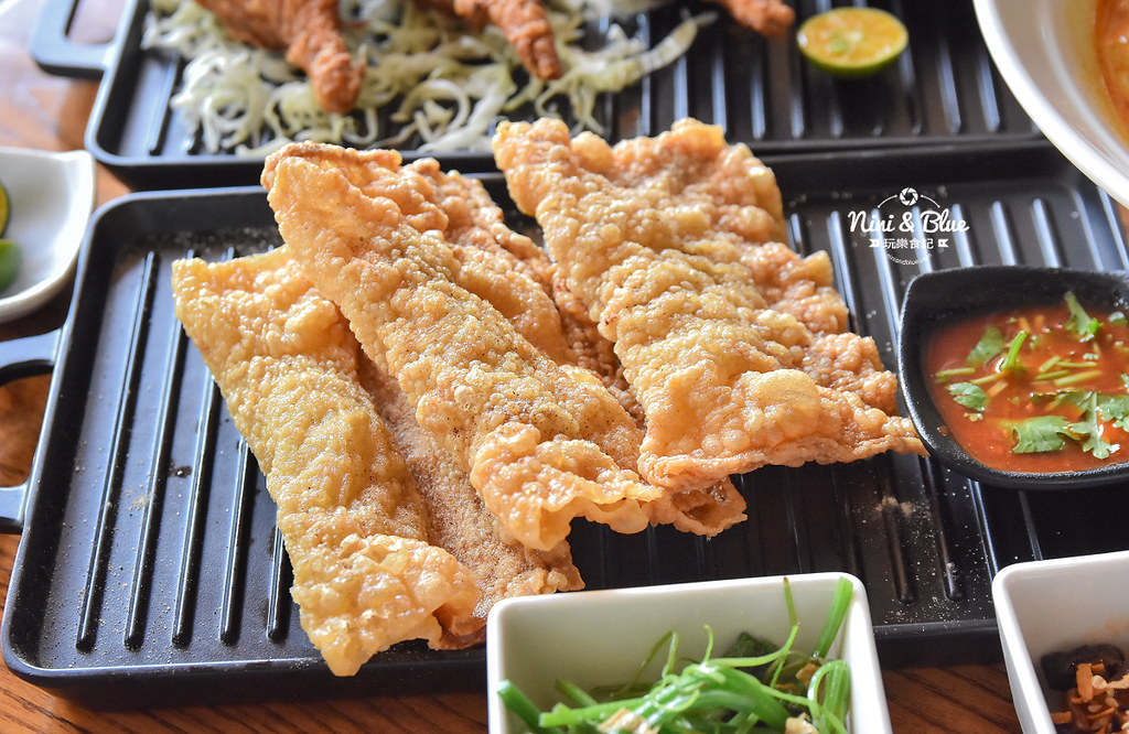 熱浪島 台中素食蔬食 南洋 叻沙麵 沙坑14