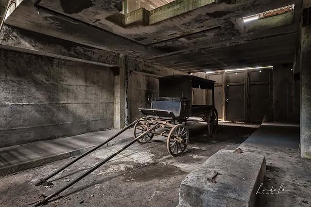 Abandoned Coach