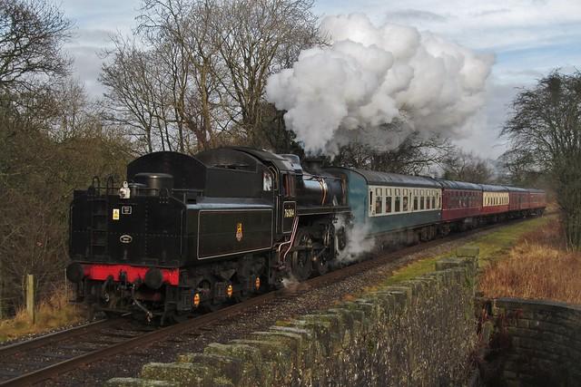 76084   Irwell Vale   East Lancashire Railway   27.12.2016