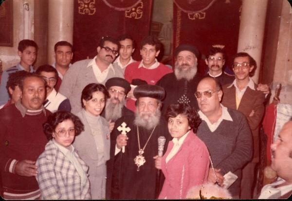القمص عبد المسيح الشربيني (2)