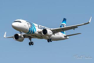 F-WWDN // SU-GFP EGYPTAIR AIRBUS A320-251N msn 10064